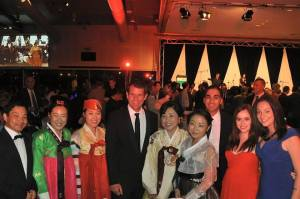 Harmony Dinner with Mike Baird