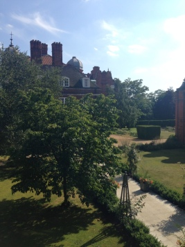 View from my room in Newnham