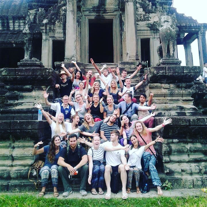 group-at-angkor-wat